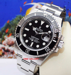 Buy, Sell, Trade Rolex Submariner Date 116610LN at Time Galaxy Malaysia