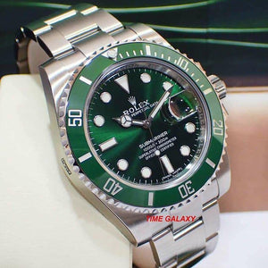 Rolex 116610LV-0002 equipped with calibre 3135 chronometer