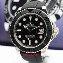 Load image into Gallery viewer, Rolex Yacht-Master 42 White Gold Black 226659-0002