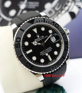 Rolex 226659-0002 made of white gold and sapphire glass