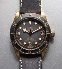 Load image into Gallery viewer, Buy Tudor Herriatge Black Bay Bronze Slate 79250ba0001 at Time Galaxy