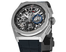 Load image into Gallery viewer, Zenith 95.9000.9004/78.R582 features skeleton dial, made of titanium
