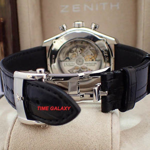 Pre-Owned Zenith 03.2160.4047 is in very good condition with one year warranty