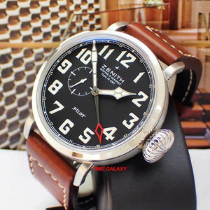 Buy affordable pre-owned zenith luxury watch at Time Galaxy