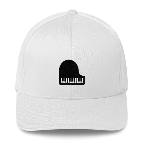 "Actor Parlor ""Piano"" Structured Twill Cap"