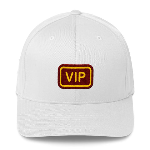 "Actor Parlor ""VIP"" Structured Twill Cap"