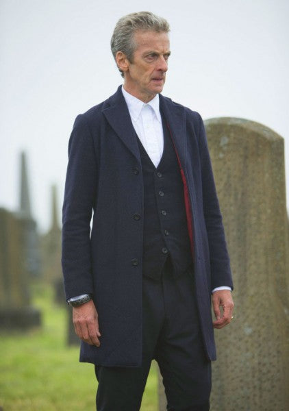 Twelfth Doctor Who Peter Capaldi Coat