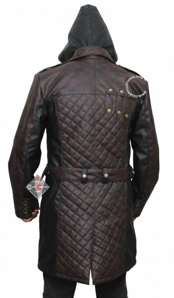 Jacob Frye Assassins Creed Syndicate Jacket Coat
