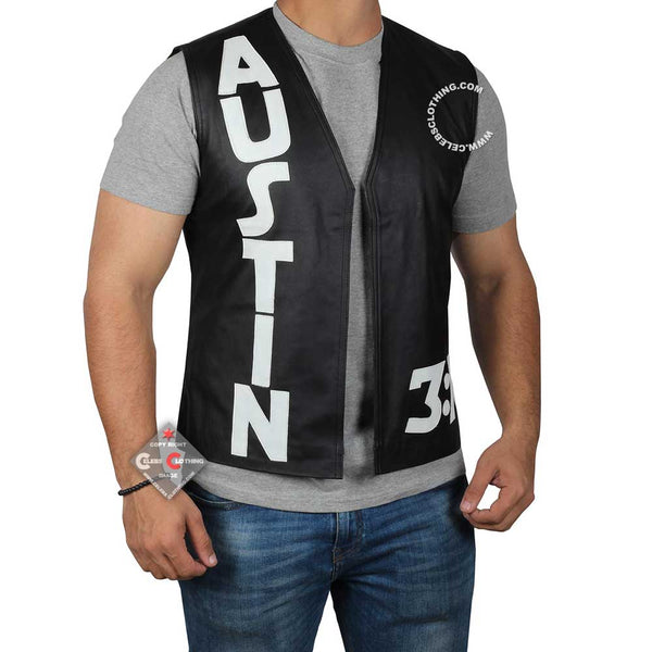WWE Stone Cold Steve Austin 3 16 Leather Vest