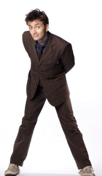 Dr. Who Suit
