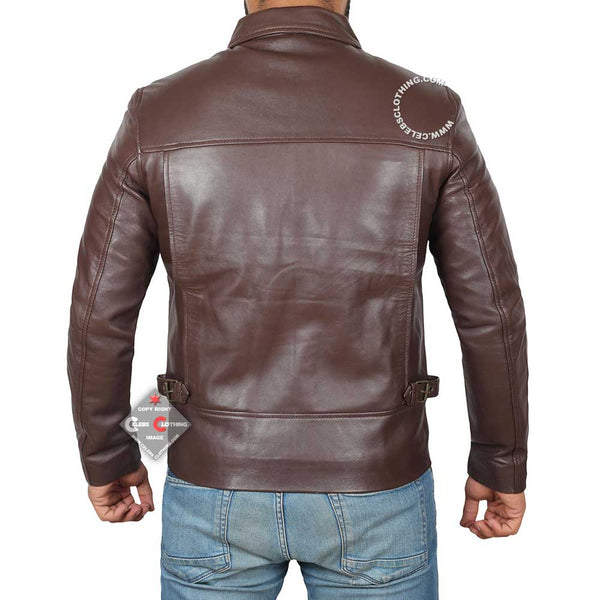 Indiana Jones 4 Harrison Ford Jacket
