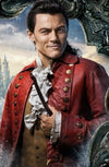 Luke Evans Gaston Beauty and the Beast Coat