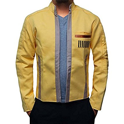 Luke Skywalker Star Wars Yellow Jacket