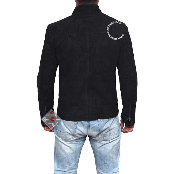 James Bond Spectre Black Jacket