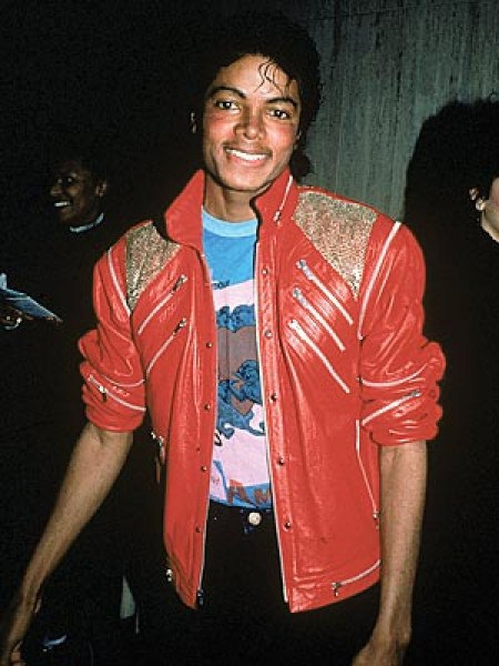 ever popular hot sale online watch Michael Jackson Beat It Jacket Red