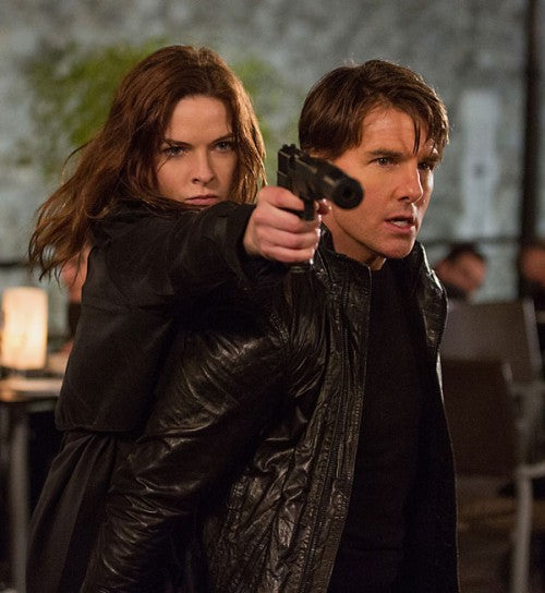 Mission Impossible 5 Tom Cruise Wrinkle Jacket