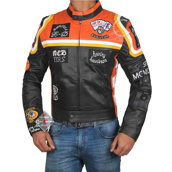Harley Davidson Marlboro Man Leather Jacket