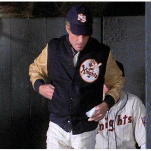 Robert Redford The Natural Roy Hobbs Jacket