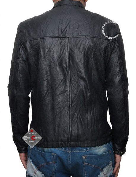 Zac Efron 17 Again Oblow Jacket