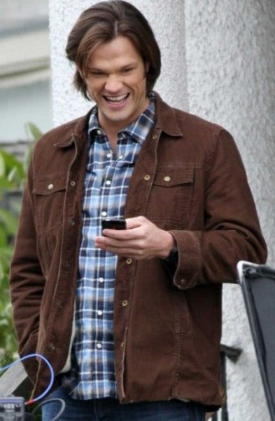 Supernatural Sam Winchester Jacket Season 11