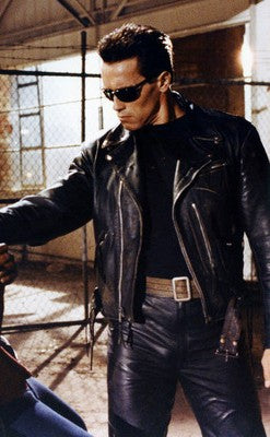eb3a91ff7 Terminator 2 Real Leather Jacket