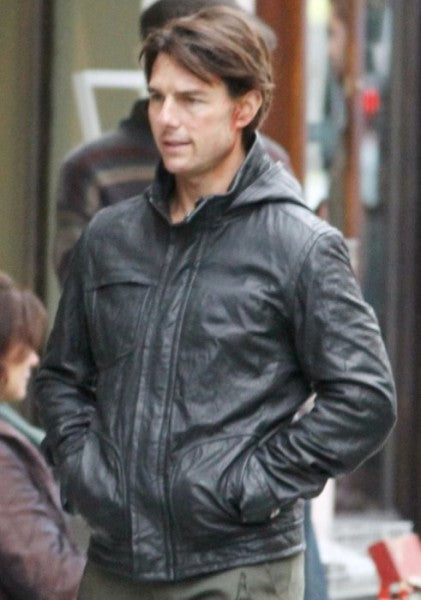 Mission Impossible 4 Jacket Tom Cruise
