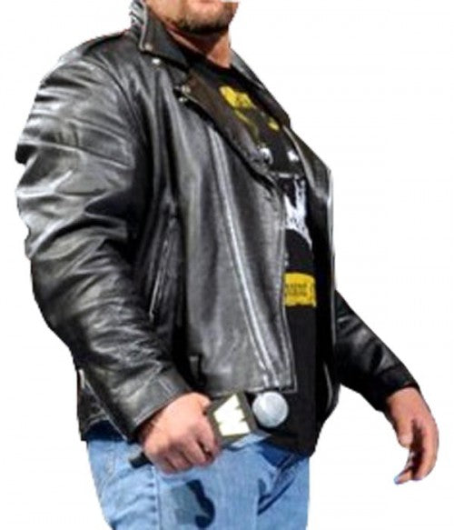 WWE Triple H Leather Jacket