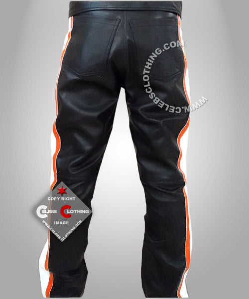 Harley Davidson Mickey Rourke Leather Pant