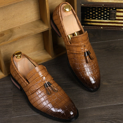 Pointed Toe Formal Shoes for Men