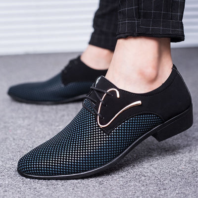 Loafers Men Formal Shoes