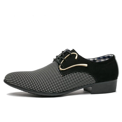 Merkmak Men Leather Shoes