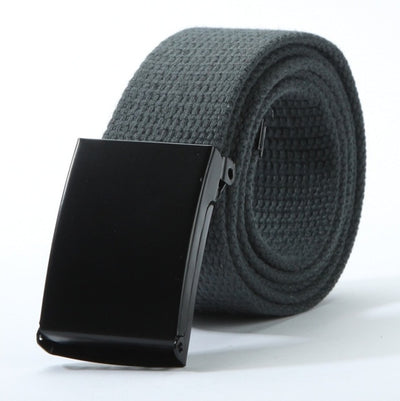 Automatic Buckle Nylon Belt