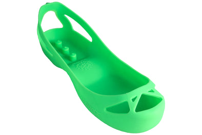 Splosheez™ Lacrosse Cleat Guards - Gecko Green