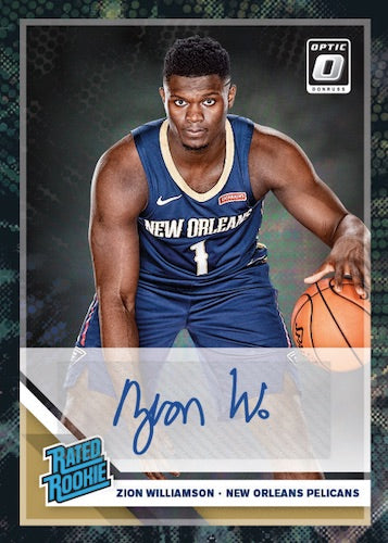 2019/20 Optic Basketball 12 Box Case Break PYT #1