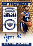 2019/20 Contenders Basketball 12 Box Case Break PYT #1