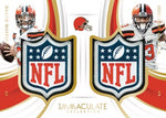 2019 Immaculate Football 6 Box Case PYT #7