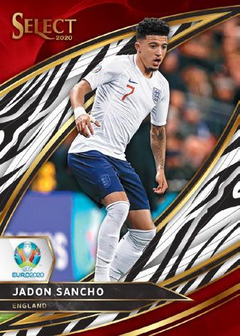 2020 Select Soccer Hobby and Hybrid Combo(1 box each)