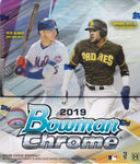 2019 Bowman Chrome Hobby Baseball Hobby Box