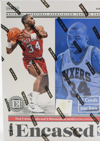 2018/19 Encased Basketball Hobby Box