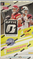 2019 Optic Football Hobby Box