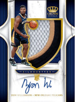 2019/20 Crown Royale Basketball Hobby Box