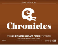 2020 Chronicles Draft Football Hobby Box