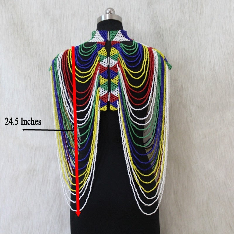 African Traditional Jewelry Set