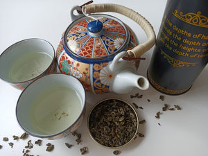 Bundle: 1 Royal Grade Organic Green Tea + 1 Seaweed + 1 Black Pepper