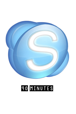 90 Minutes: Skype Time