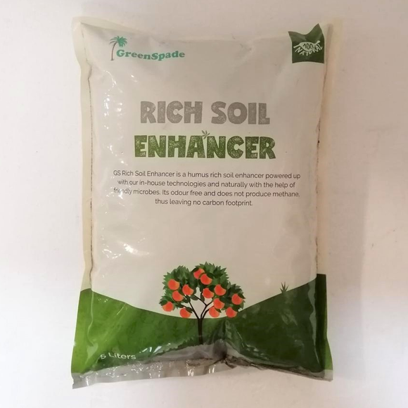 NF004 GreenSpade Rich Soil Enhancer | Fertiliser