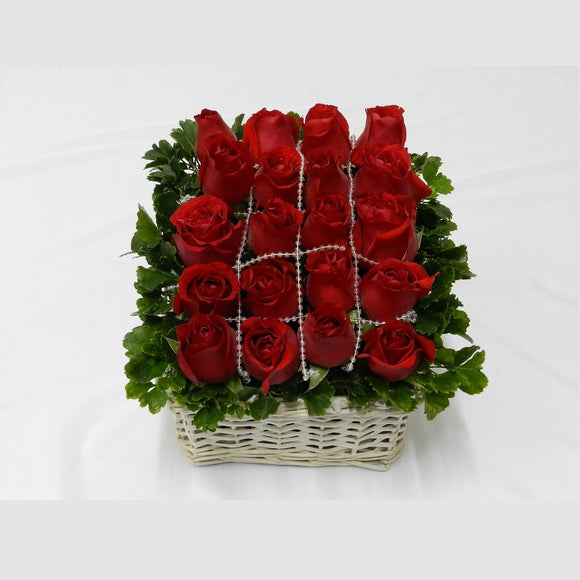 KFA034 | Roses Table Flower