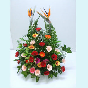 KFA0037 | Gerberas Table Flower