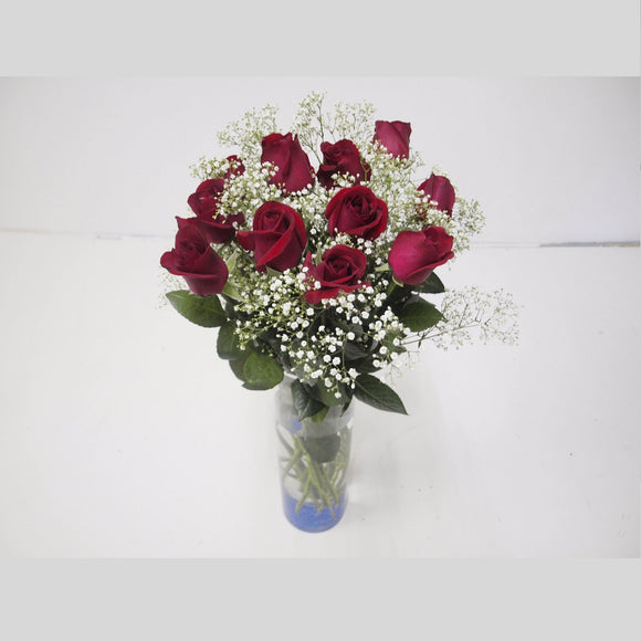 KFA056 | Roses Table Flower