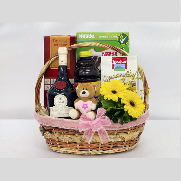 KGH0057 Happy Health | Wellness Hamper